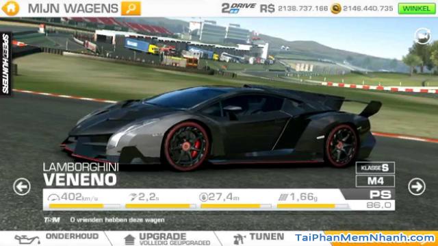 Tải cài đặt game Real Racing 3 cho điện thoại iPhone, iPad + Hình 2