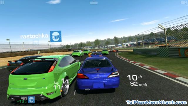 Tải cài đặt game Real Racing 3 cho điện thoại iPhone, iPad + Hình 3