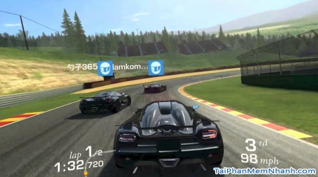 Tải cài đặt game Real Racing 3 cho điện thoại iPhone, iPad + Hình 4