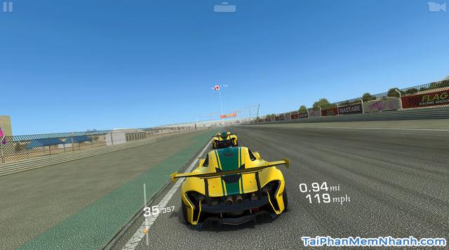 Tải cài đặt game Real Racing 3 cho điện thoại iPhone, iPad + Hình 5