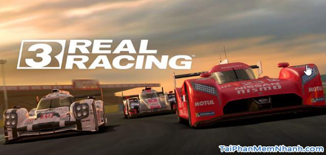 Tải cài đặt game Real Racing 3 cho điện thoại iPhone, iPad + Hình 6