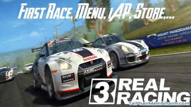 Tải cài đặt game Real Racing 3 cho điện thoại iPhone, iPad + Hình 9