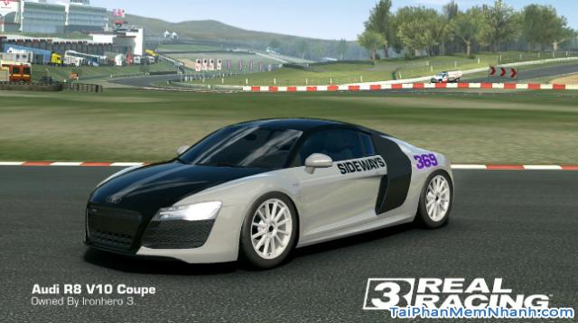 Tải cài đặt game Real Racing 3 cho điện thoại iPhone, iPad + Hình 10