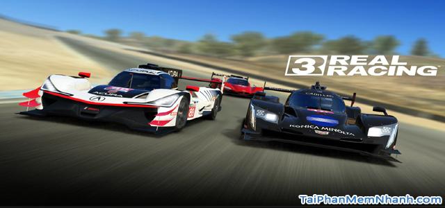 Tải cài đặt game Real Racing 3 cho điện thoại iPhone, iPad + Hình 13