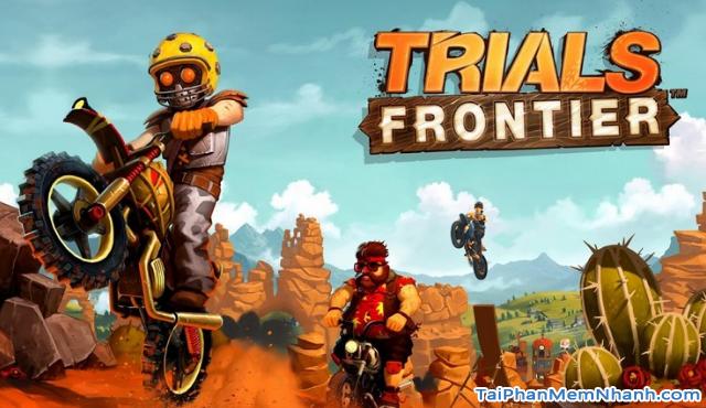 Tải game đua xe moto Trials Frontier cho điện thoại Android + Hình 2