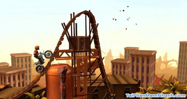 Tải game đua xe moto Trials Frontier cho điện thoại Android + Hình 5