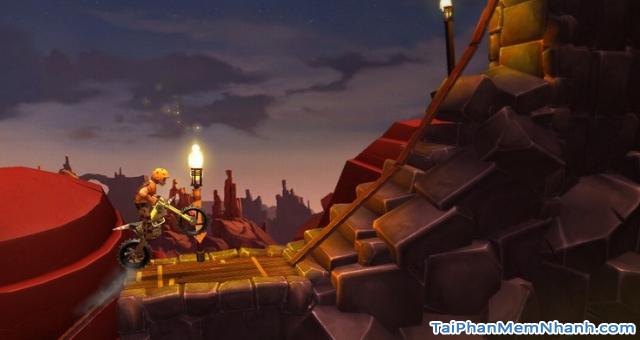 Tải game đua xe moto Trials Frontier cho điện thoại Android + Hình 9