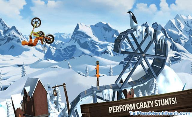 Tải game đua xe moto Trials Frontier cho điện thoại Android + Hình 10