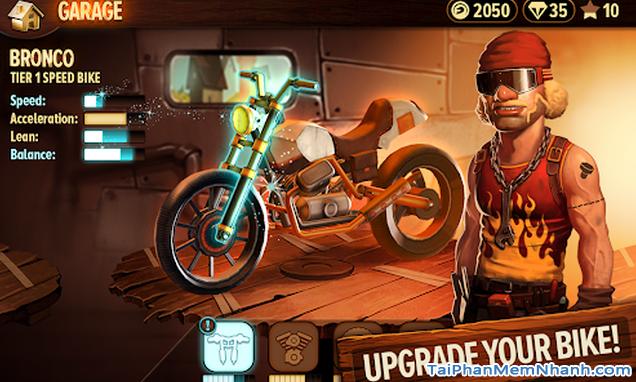 Tải game đua xe moto Trials Frontier cho điện thoại Android + Hình 11