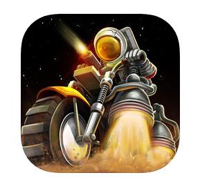 Tải game đua xe địa hình Trials Frontier cho điện thoại iPhone, iPad