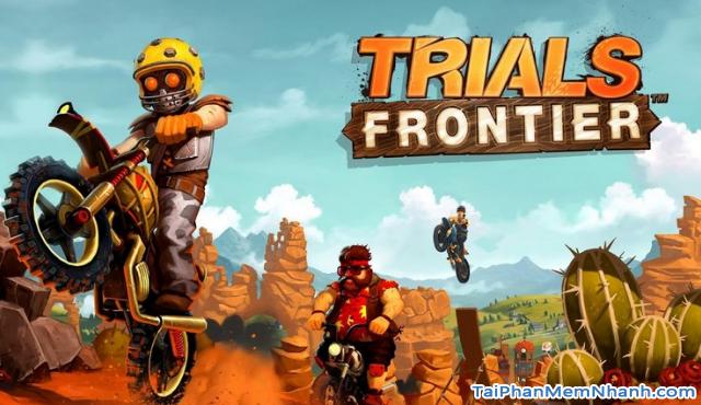 Tải game đua xe địa hình Trials Frontier cho điện thoại iPhone, iPad + Hình 4