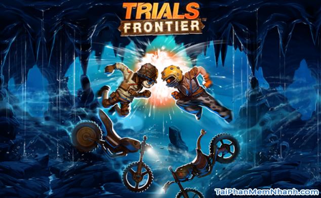 Tải game đua xe địa hình Trials Frontier cho điện thoại iPhone, iPad + Hình 5