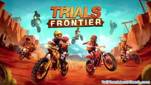 Tải game đua xe địa hình Trials Frontier cho điện thoại iPhone, iPad + Hình 6