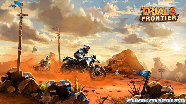 Tải game đua xe địa hình Trials Frontier cho điện thoại iPhone, iPad + Hình 7