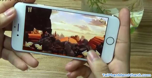 Tải game đua xe địa hình Trials Frontier cho điện thoại iPhone, iPad + Hình 8