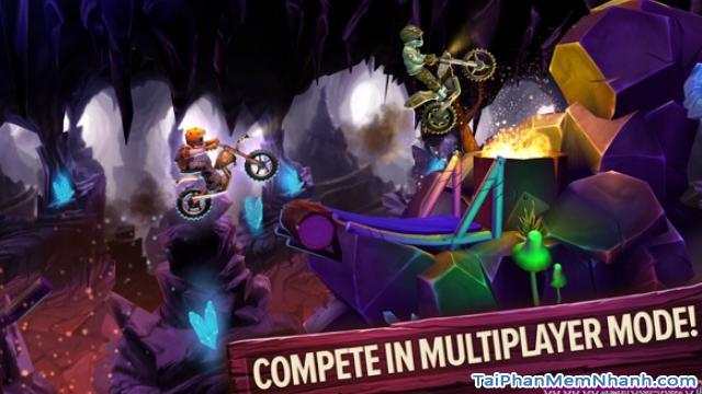 Tải game đua xe địa hình Trials Frontier cho điện thoại iPhone, iPad + Hình 10