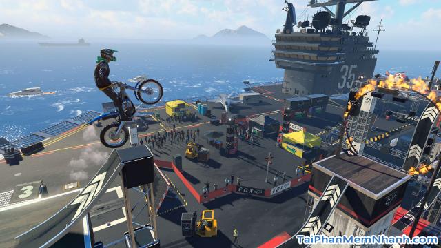 Tải game đua xe địa hình Trials Frontier cho điện thoại iPhone, iPad + Hình 11