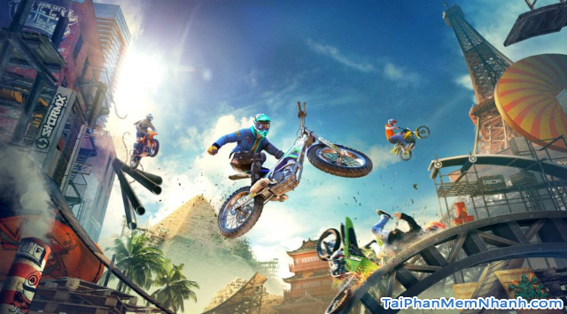 Tải game đua xe địa hình Trials Frontier cho điện thoại iPhone, iPad + Hình 12