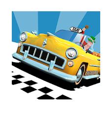 Tải game đua xe Crazy Taxi City Rush cho điện thoại Android