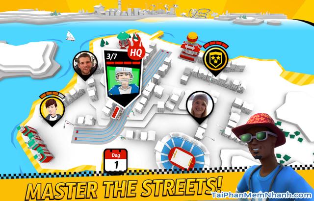 Tải game đua xe Crazy Taxi City Rush cho điện thoại Android + Hình 6