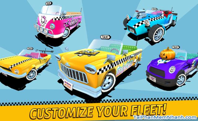 Tải game đua xe Crazy Taxi City Rush cho điện thoại Android + Hình 9