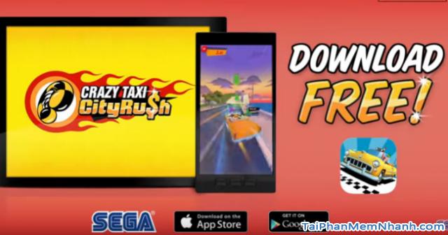 Tải game đua xe Crazy Taxi City Rush cho điện thoại Android + Hình 10