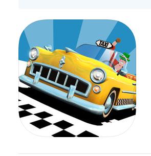 Tải game đua xe Crazy Taxi City Rush cho điện thoại iPhone, iPad