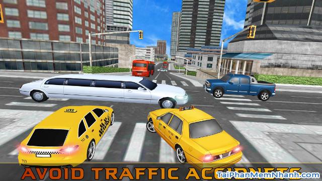 Tải game đua xe Crazy Taxi City Rush cho điện thoại iPhone, iPad + Hình 6