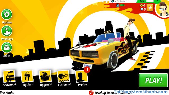 Tải game đua xe Crazy Taxi City Rush cho điện thoại iPhone, iPad + Hình 7