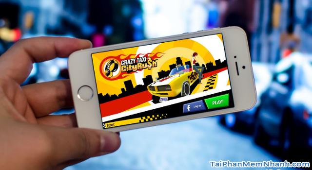 Tải game đua xe Crazy Taxi City Rush cho điện thoại iPhone, iPad + Hình 11