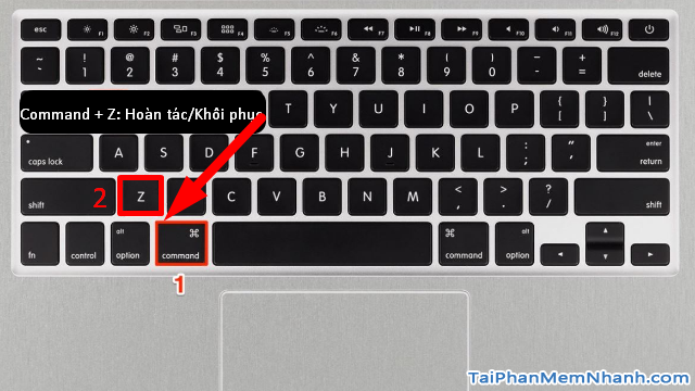 Những phím tắt thông dụng cần biết trên Laptop MacBook cho người mới + Hình 6