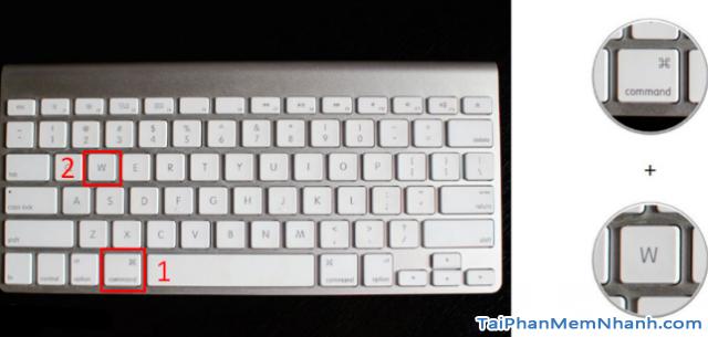 Những phím tắt thông dụng cần biết trên Laptop MacBook cho người mới + Hình 10