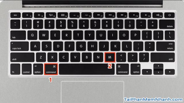 Những phím tắt thông dụng cần biết trên Laptop MacBook cho người mới + Hình 11