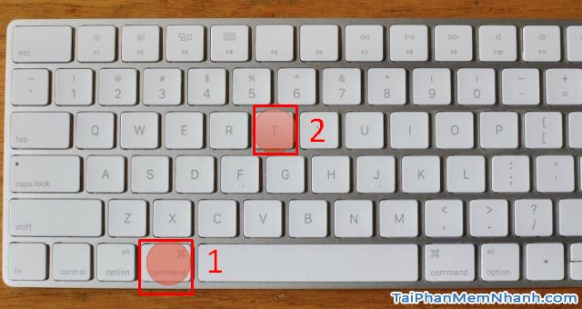 Những phím tắt thông dụng cần biết trên Laptop MacBook cho người mới + Hình 13