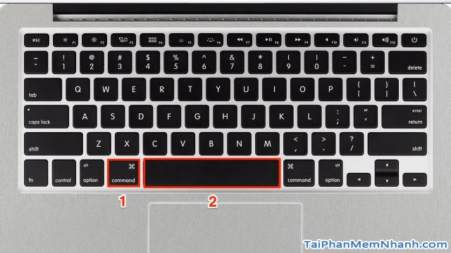 Những phím tắt thông dụng cần biết trên Laptop MacBook cho người mới + Hình 22