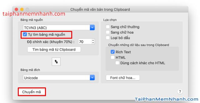 Hướng dẫn tải cài đặt và sửa lỗi Font TCVN trên Macbook + Hình 12