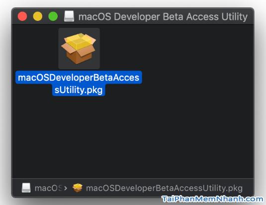 Nâng cấp Macbook từ macOS 10.14 lên macOS 10.15 Catalina + Hình 5