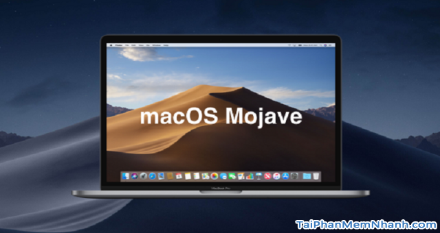 Nâng cấp Macbook từ macOS 10.14 lên macOS 10.15 Catalina + Hình 15