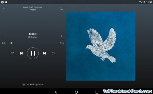 Tải cài đặt ứng dụng nghe nhạc Spotify cho Android + Hình 9