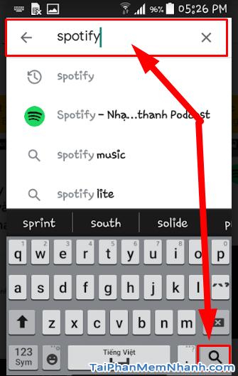 Tải cài đặt ứng dụng nghe nhạc Spotify cho Android + Hình 13