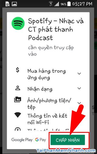 Tải cài đặt ứng dụng nghe nhạc Spotify cho Android + Hình 16
