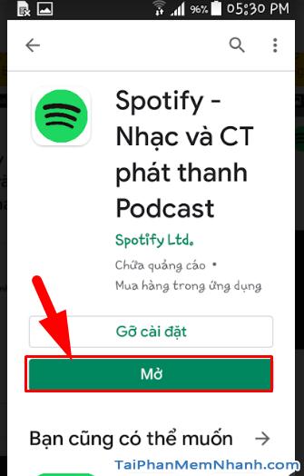 Tải cài đặt ứng dụng nghe nhạc Spotify cho Android + Hình 18