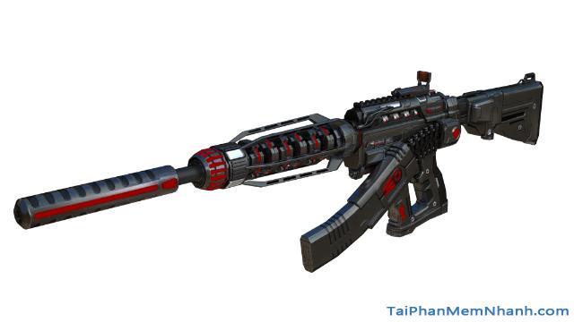 Update BCN Đột Kích 1320: Khẩu M4A1-S UnderTech có sức mạnh như thế nào ? + Hình 8