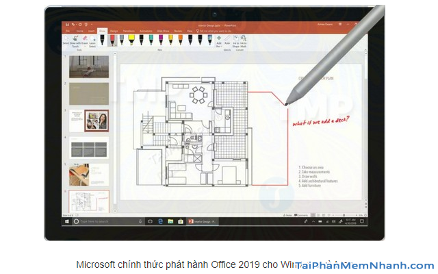 Microsoft phát hành bản Office 2019 chính thức cho Windows và Mac + Hình 4