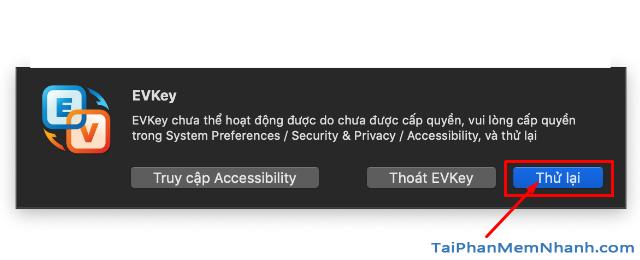 Hướng dẫn cài và sử dụng EVKey – Bộ gõ tiếng Việt tốt nhất trên Mac + Hình 10