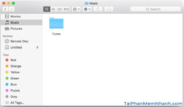 Hướng dẫn Lưu & Quản lý File trên máy tính Macbook + Hình 5
