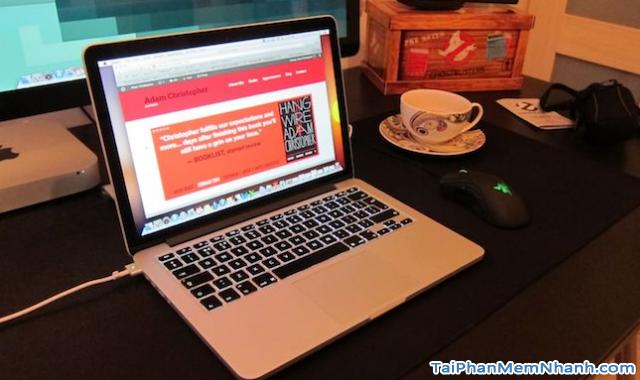 Hướng dẫn Sạc và Xả PIN máy tính Macbook đúng cách + Hình 8