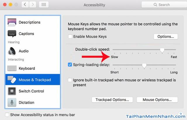 Hướng dẫn khắc phục lỗi Laptop Macbook bị đơ chuột + Hình 6