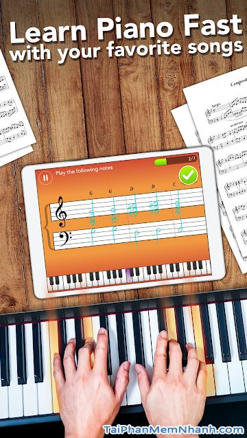TOP 5 game học Piano hay nhất trên điện thoại iOS & Android + Hình 2