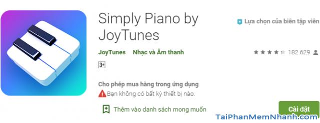 TOP 5 game học Piano hay nhất trên điện thoại iOS & Android + Hình 5